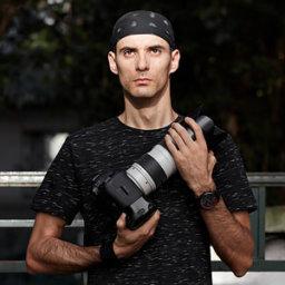 canon, fotograf, dslr